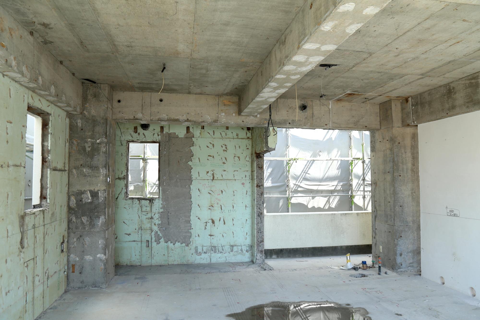 短納期が魅力の内装解体工法ことスケルトン解体についてお伝えします