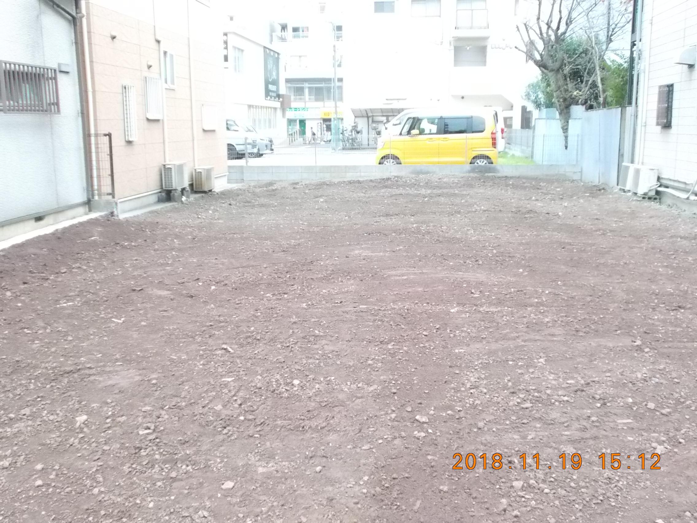 葛飾区新小岩 店舗解体