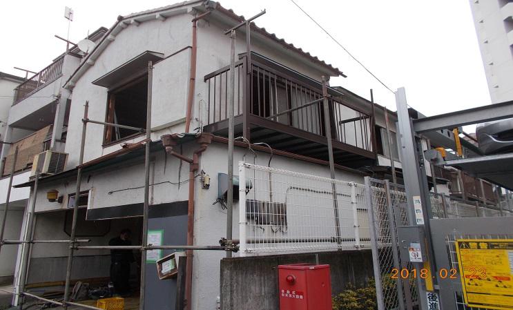 東京都江戸川区平井 RC造解体