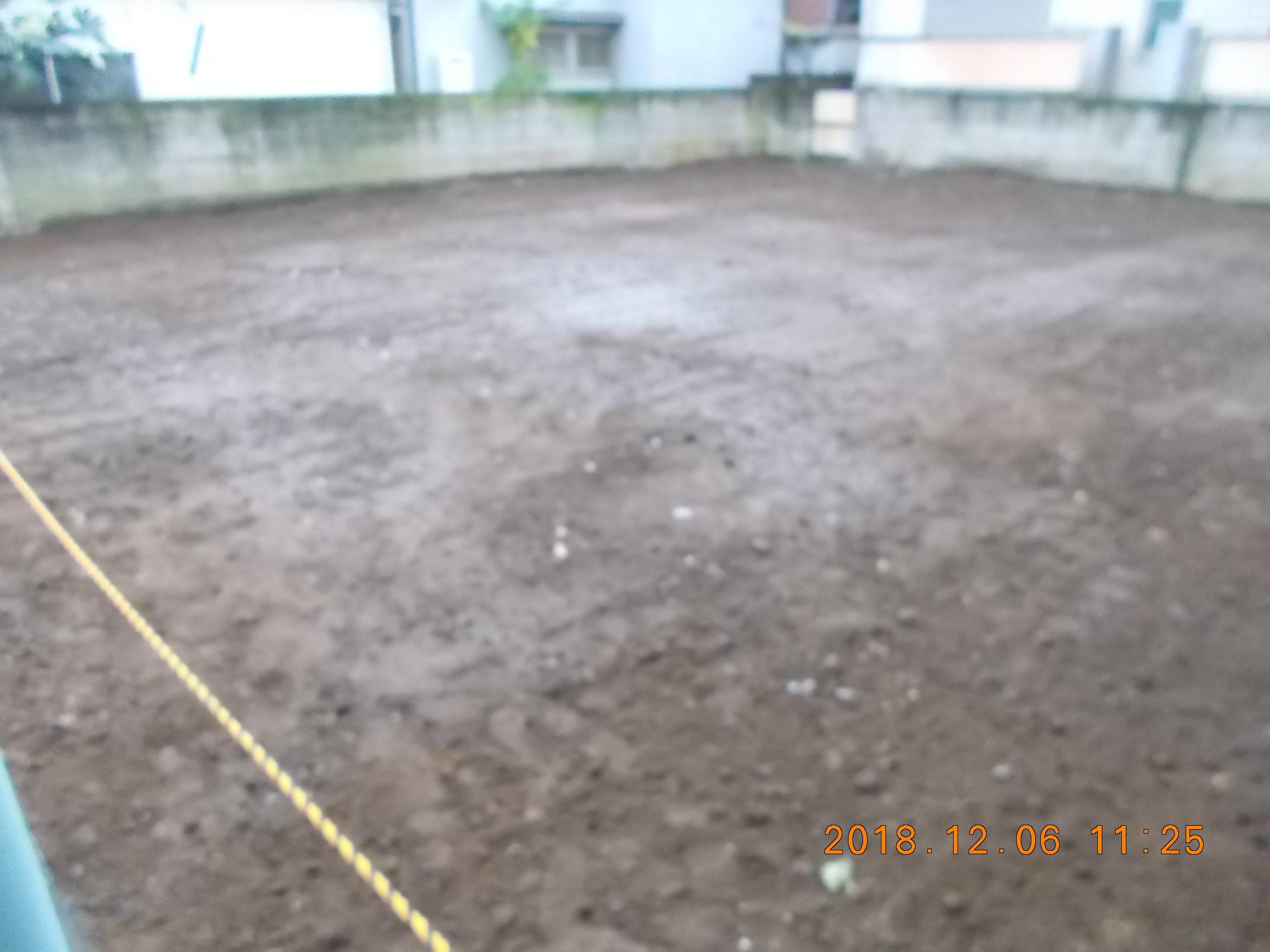 豊島区目白 アパート解体