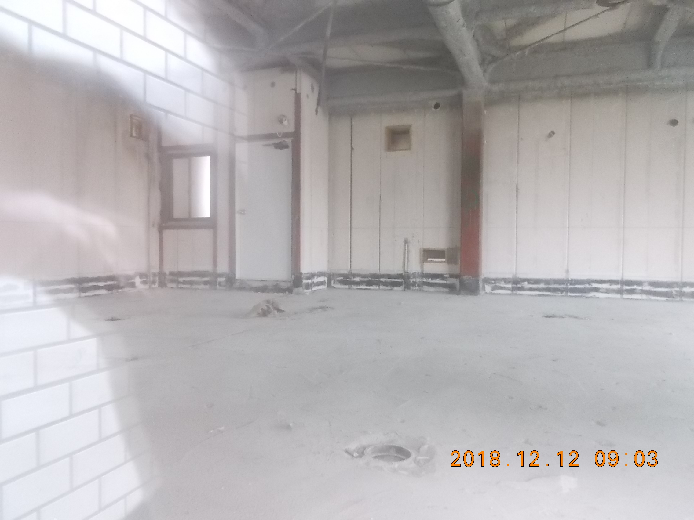 三郷市戸ケ崎 内装解体