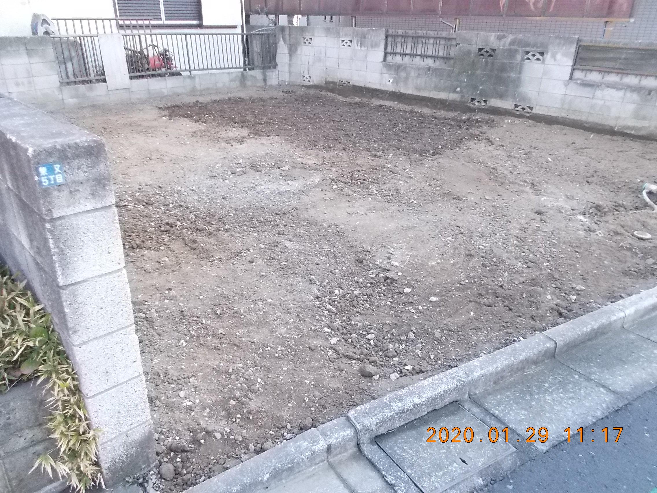葛飾区柴又 家・空き家解体