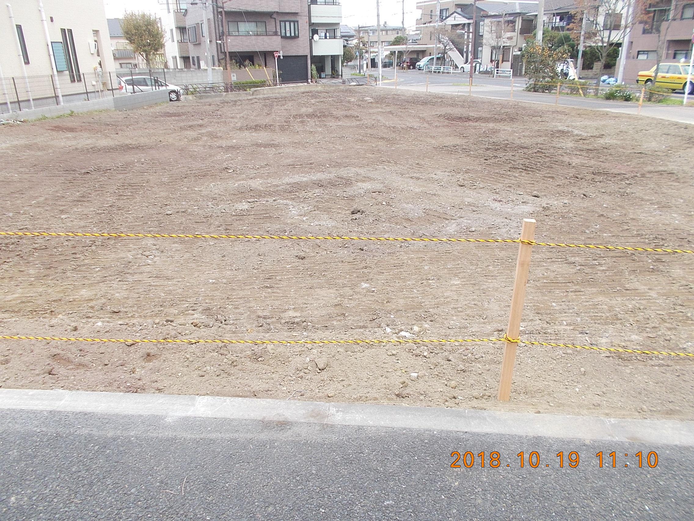 葛飾区新小岩 マンション解体